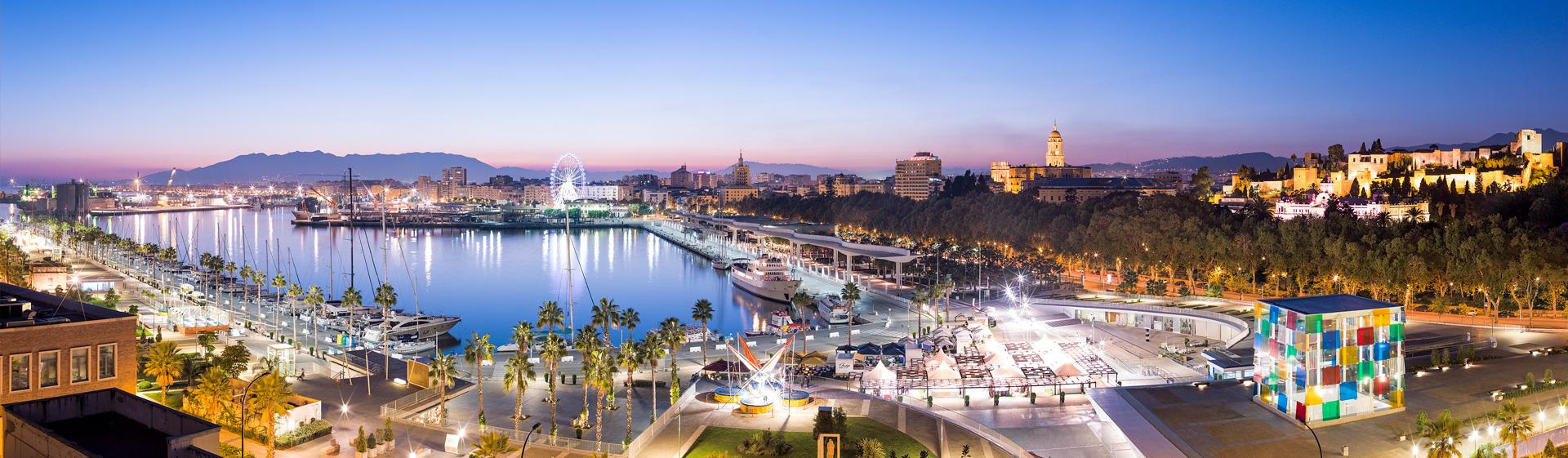 Inmobiliarias de Málaga